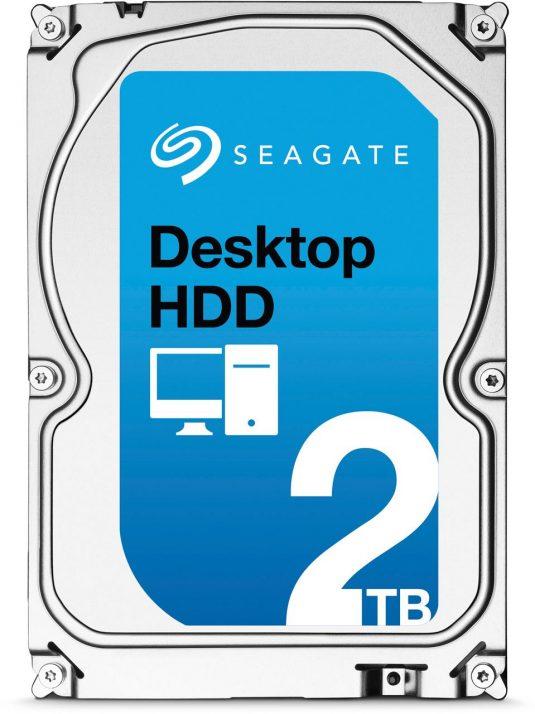 Seagate Surveillance HDD - 2 TB SKYHAWK